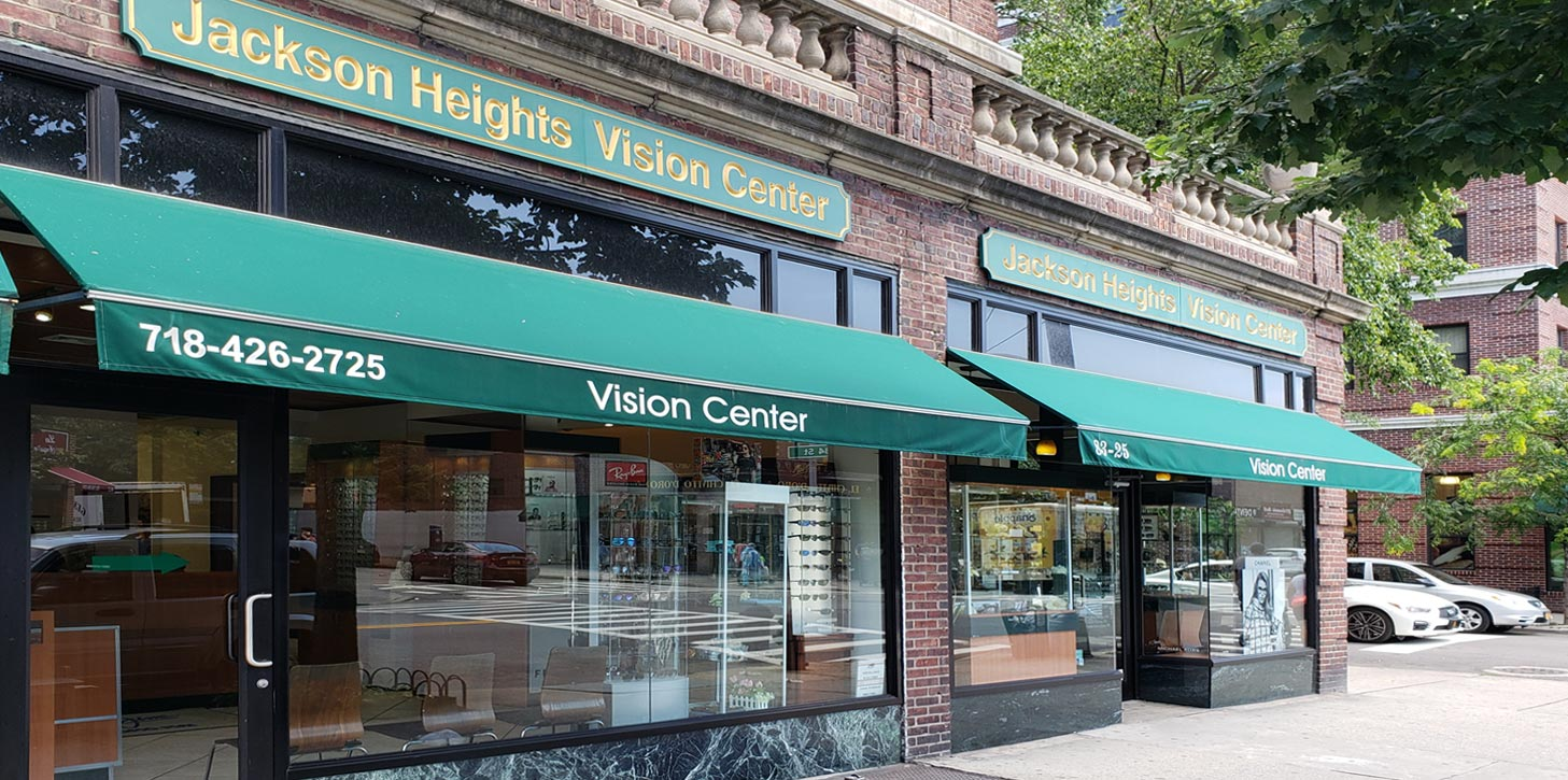 Jackson Heights Vision Center Eye Doctor In Jackson Heights